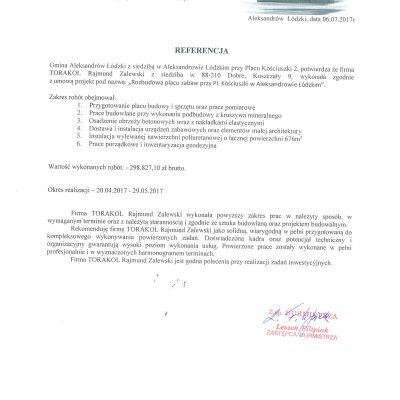 Burmistrz Aleksandrowa Łódzkiego